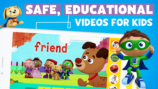 PBS KIDS Video Free Videos Cartoons Kid Shows Apps on Google Play