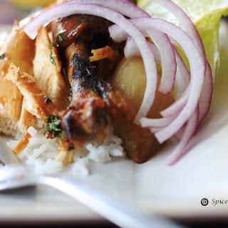 Slow Cooker Chicken Tandoori.
