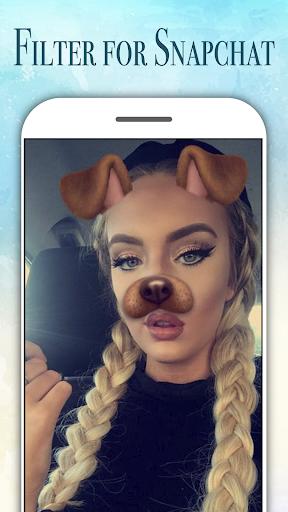 Filter for Snapchat 1.0.0 screenshots 8