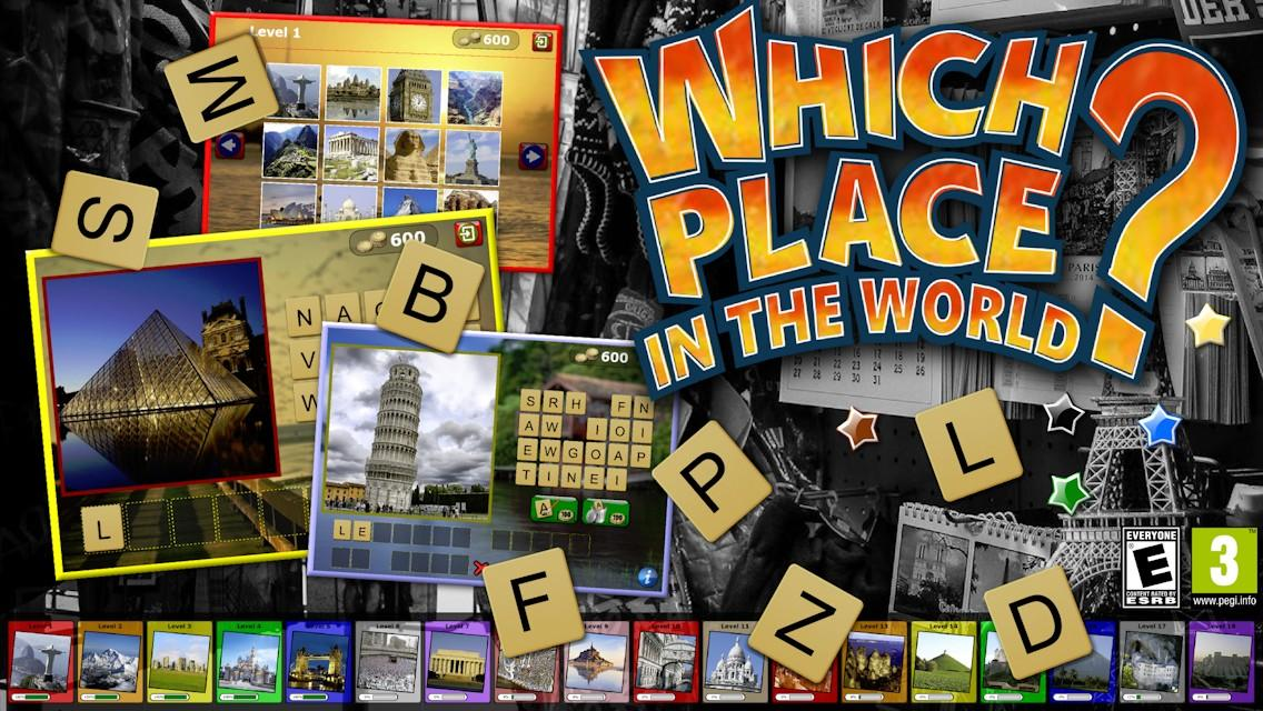 Which Place in the World?- screenshot