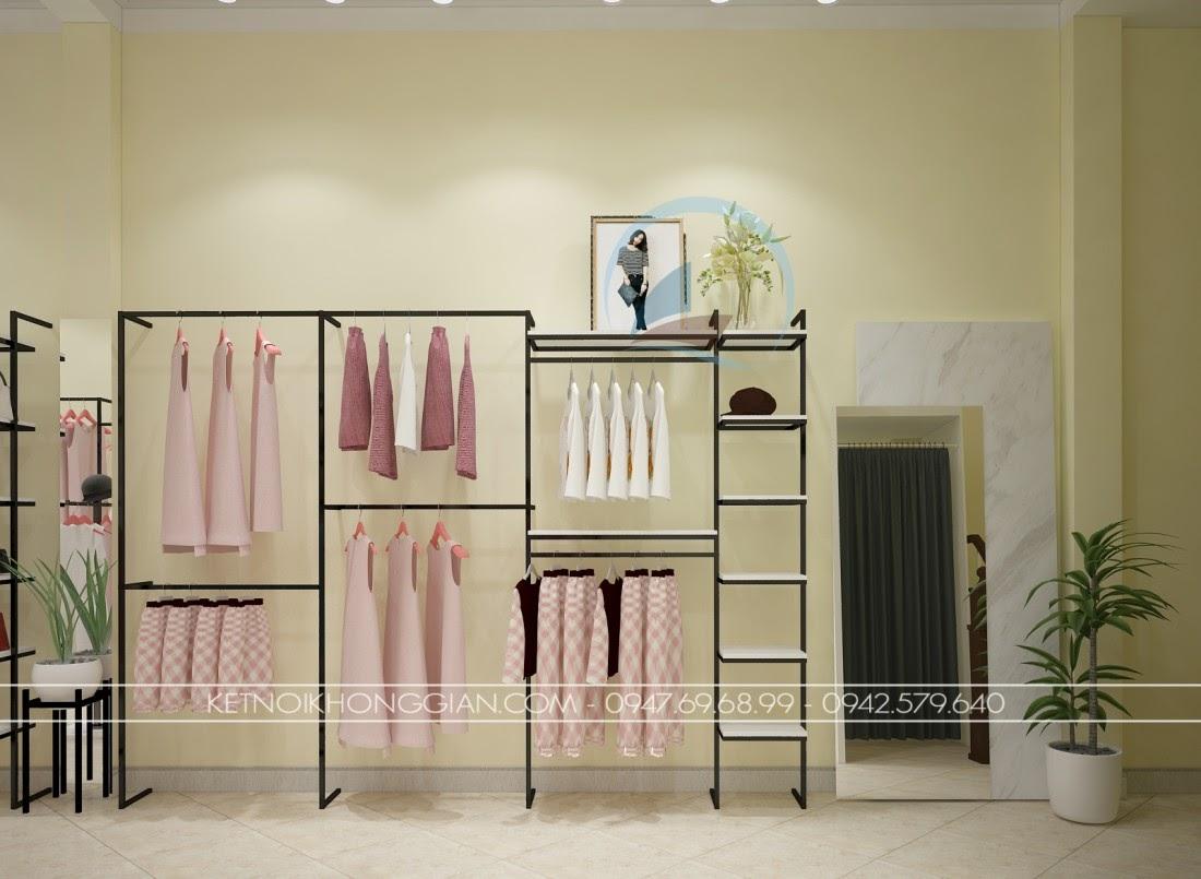 thiết kế shop thời trang giá rẻ 2