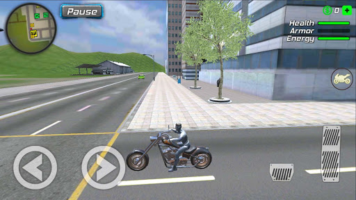 Hurricane Superhero : Wind Tornado Vegas Mafia screenshots 6