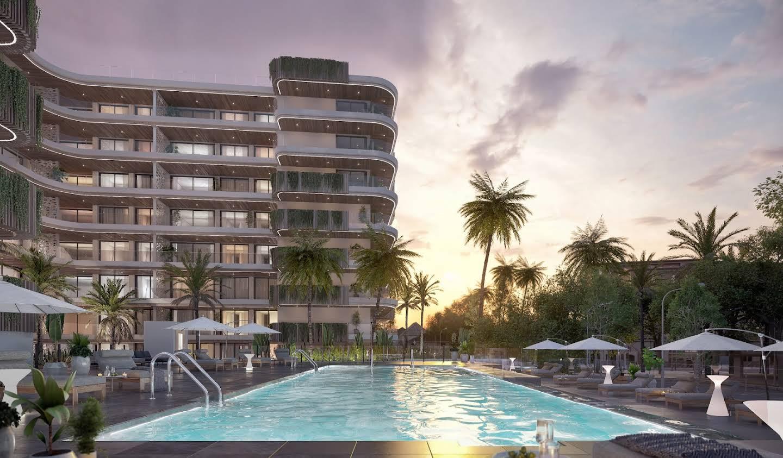 Appartement avec terrasse et piscine Fuengirola