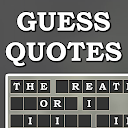 Best Quotes Guessing Game PRO app thumbnail