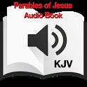 Parables of Jesus Audio Book : English KJV icon