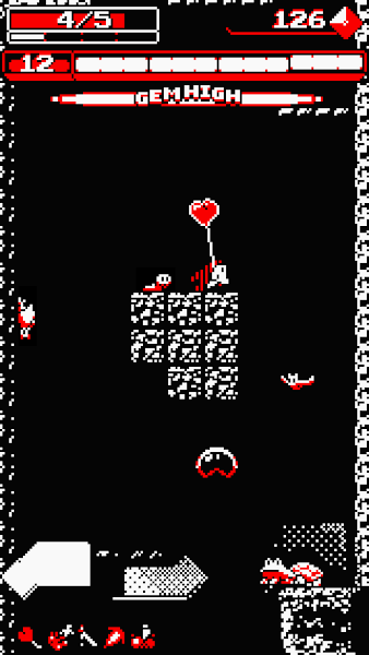 Downwell Screenshot Image