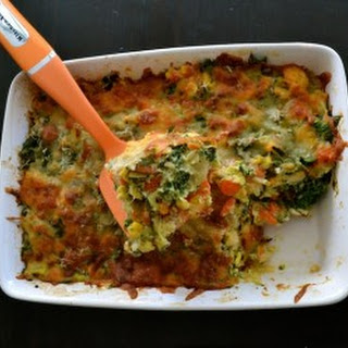 Healthy Vegetable Casserole