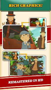 Layton: Curious Village in HD 5