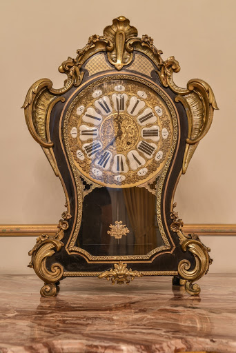 Dining Room Mantle piece clock