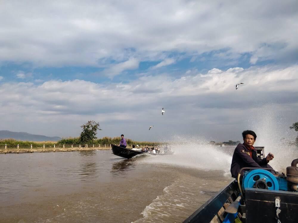 NyaungShwe+to+Inle+lake