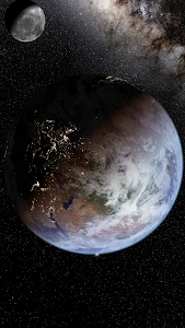 Art of Earthify - Earth and Moon Live Wallpaper 3D 3.5.0
