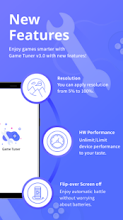 Game Tuner for Game Launcher- screenshot thumbnail
