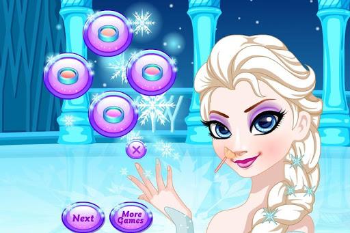 Ice Queen Beauty Salon 1.0.1 screenshots 3