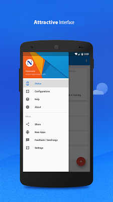 Neer WiFi - WiFi Web Login - screenshot
