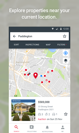 realestate.com.au - Buy, Rent & Sell Property  screenshots 3