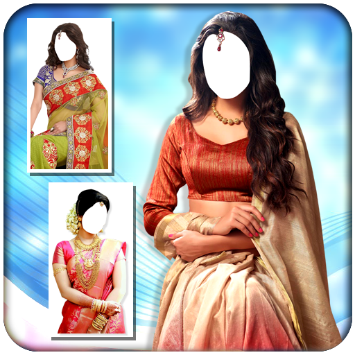 Women Fashion Saree Photo Montage Android APK Download Free By Andric Apps