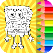 Tải Game Sponebob Coloring Pages