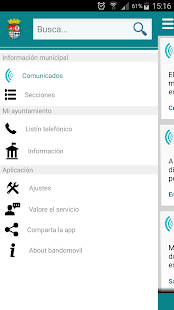Illas Informa- screenshot thumbnail