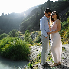 Wedding photographer Dasha Vasileva (Dashkinn). Photo of 29.07.2016