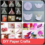 DIY Paper Crafts Icon