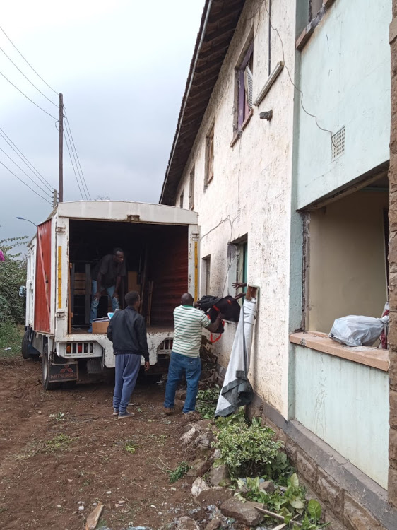 Pangani estate evictees accuse City Hall of breaching agreement