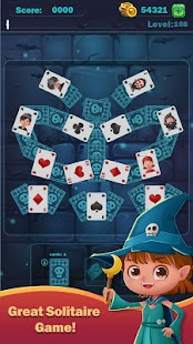 Solitaire Halloween - náhled