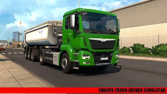 Europa Real Trucks Simulator 20 : Truck Drivers 6