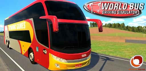 World Bus Driving Simulator Jogos (apk) baixar gratuito para Android/PC/Windows screenshot