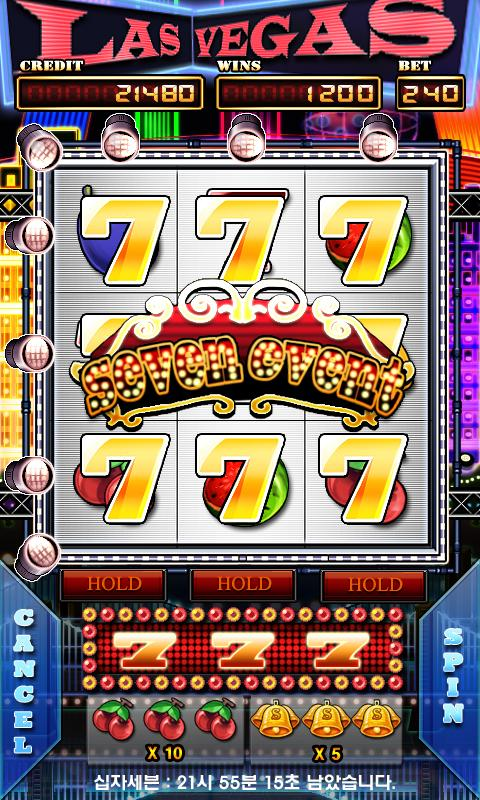 Pocket Seven Free(Slots)- screenshot
