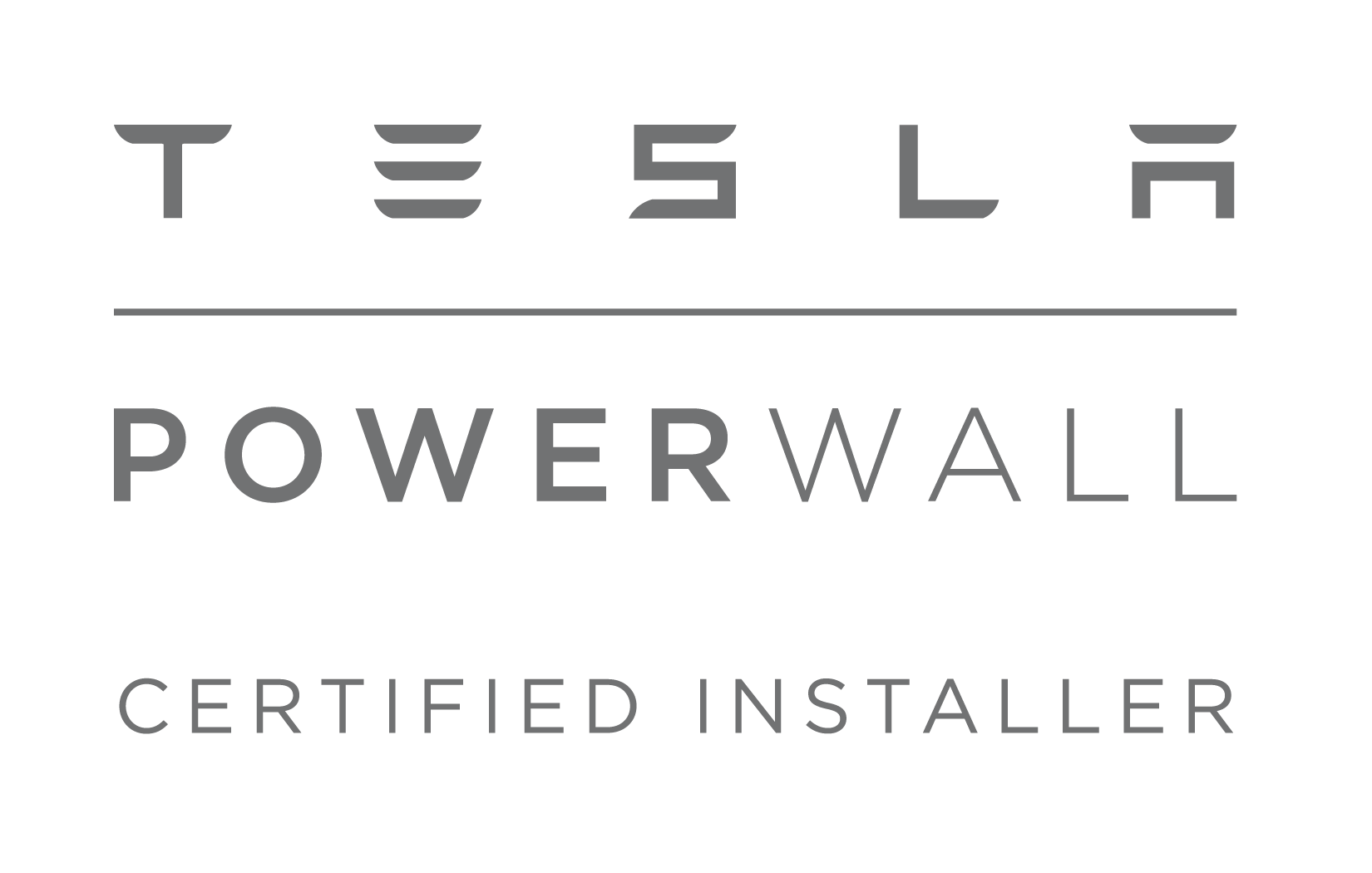 Tesla Powerwall Certified Installer