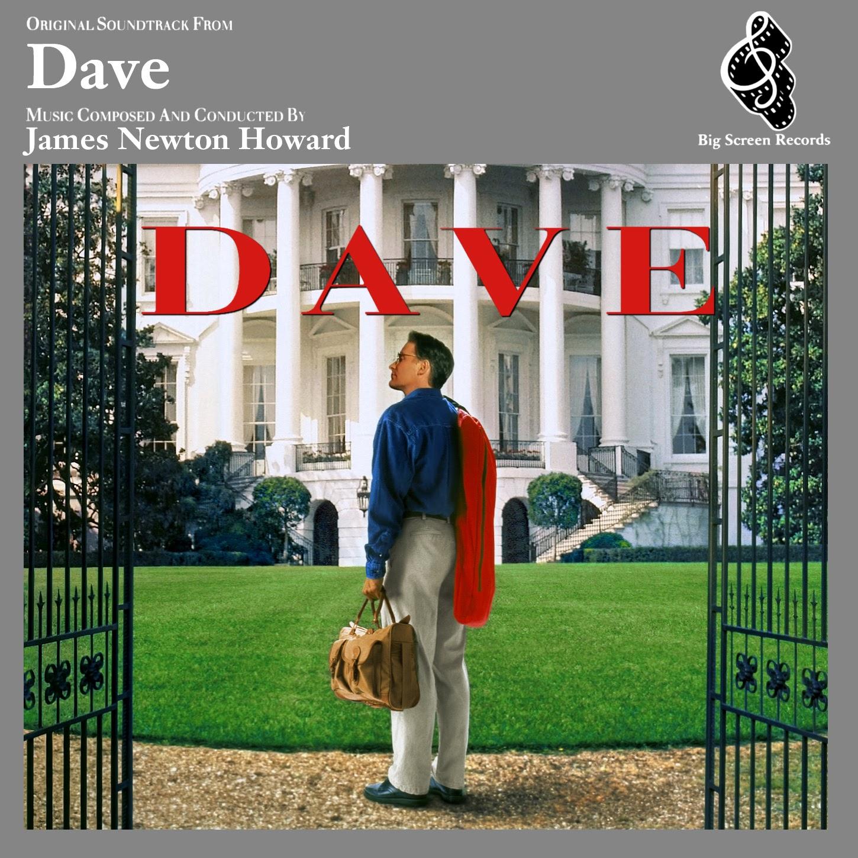Album Artist: James Newton Howard / Album Title: (Original Soundtrack from) Dave