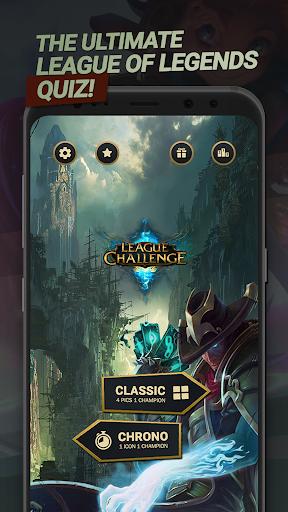 League Challenge for League of Legends 1.23 screenshots 1