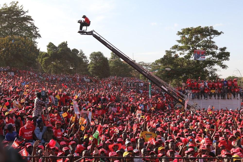 It is the politics, stupid: (Not) Kenya Style