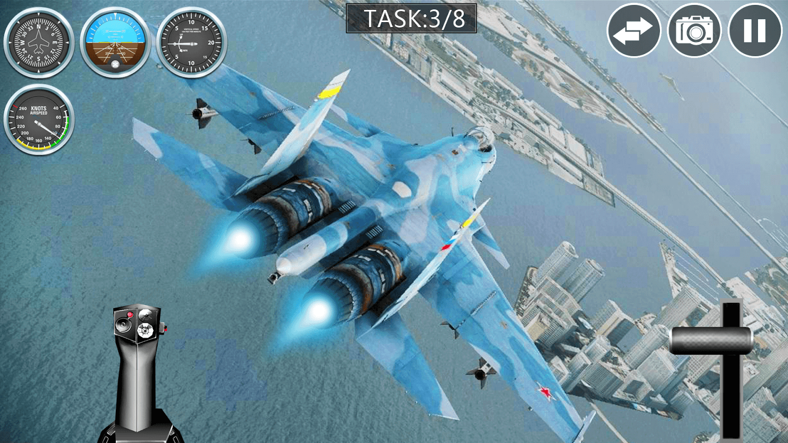 Airplane: Real Flight Simulator APK Cracked Free Download