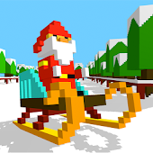 Sliding Santa (Unreleased)