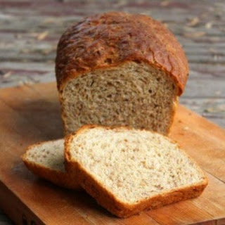 Buttermilk and Honey Cracked Wheat Bread