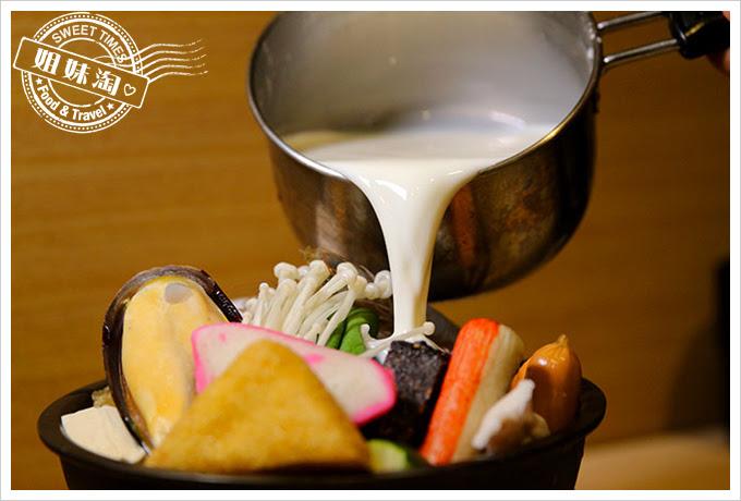 茉荳獨享鍋北海道牛奶海鮮鍋2