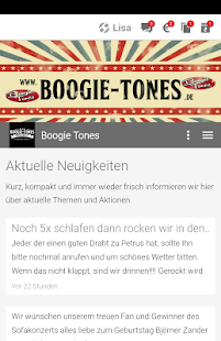 Boogie Tones- screenshot thumbnail