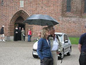 Photo: Afslutningsgudstjenesten blev ledt af Biskop Elisabeth Dons Christensen, Ribe.