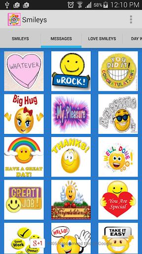 Smileys for Whatsapp 2.1 screenshots 5