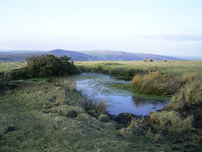 Photo: Widok na północny zachód