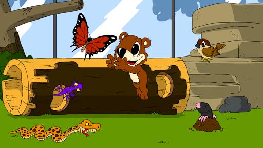 儿童动物园泰迪熊游戏