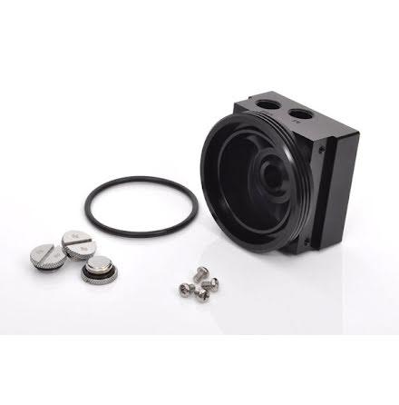 Bitspower D5 / MCP655 pumpetopp V2, sort