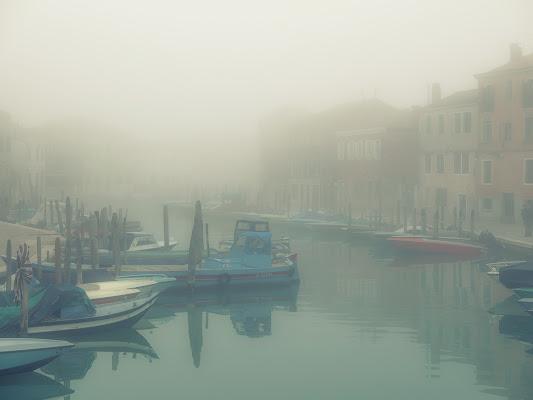 Silenzio in Laguna di Caterina Ottomano