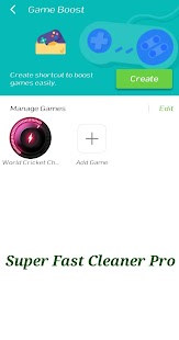 Super Fast Cleaner Pro - Cleaner & Booster Screenshot