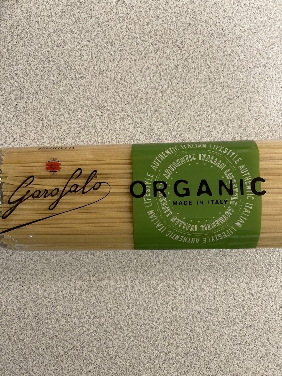 Organic Made In Italy Spaghetti