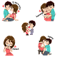 Funny Couple In Love stickers - WAStickerApps APK