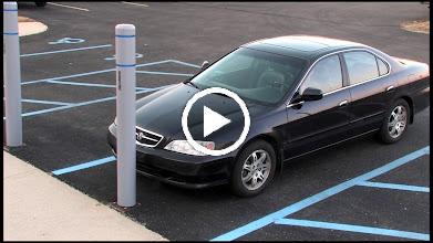 """Video: VIDEO of 72"""" FlexBollard (Part #122AM w/ Part: ADA)"""
