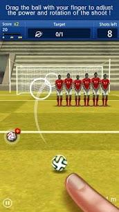 Finger soccer : Football kick 2