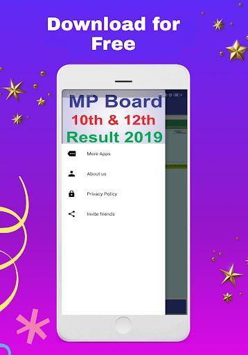 MP Board Result 2020, MP 10th 12th board result screenshot 4